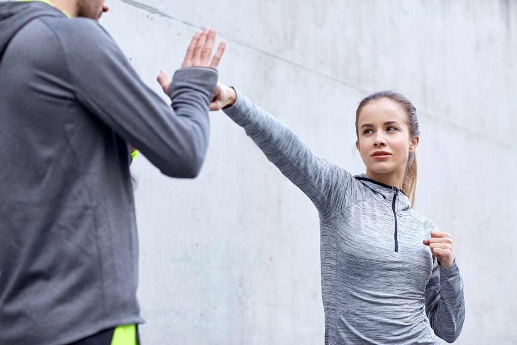 5 Ways to Improve Your Self-Defense