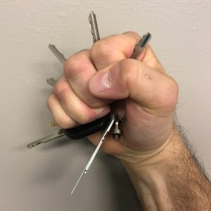 """Brass Knuckle"" Method: Incorrect for Self-Defense"