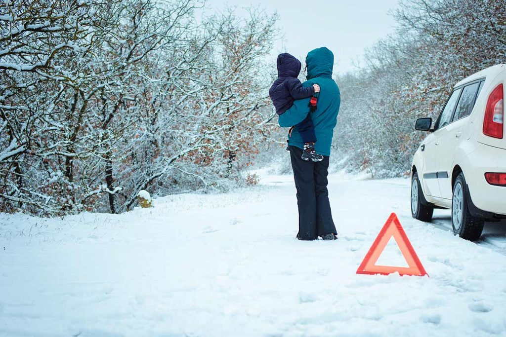 Cold Weather: How It Affects Your Self-Defense