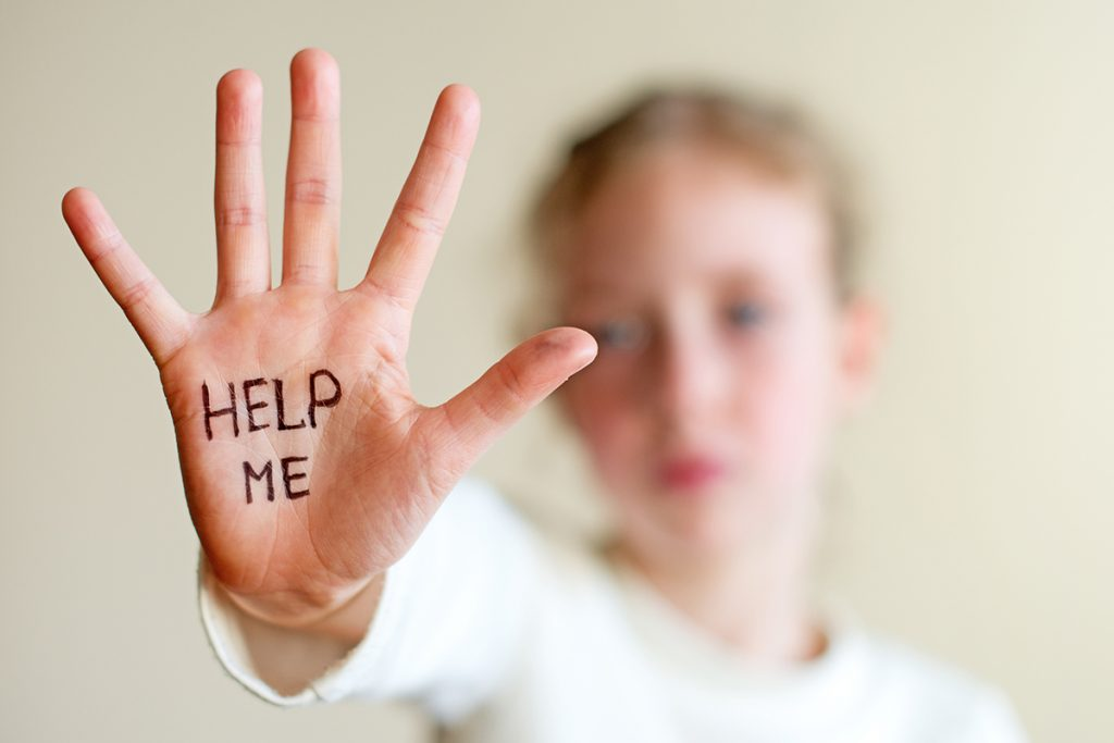Calling For Help: Alerting Others You Are In Trouble
