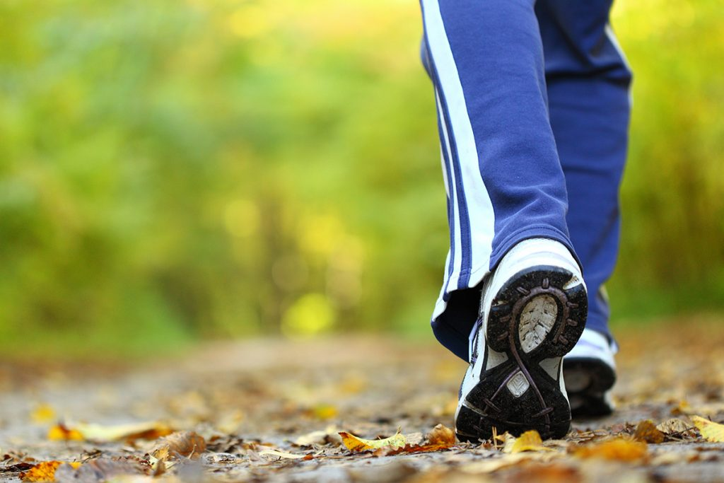 Walking Trails: Are They Safe?