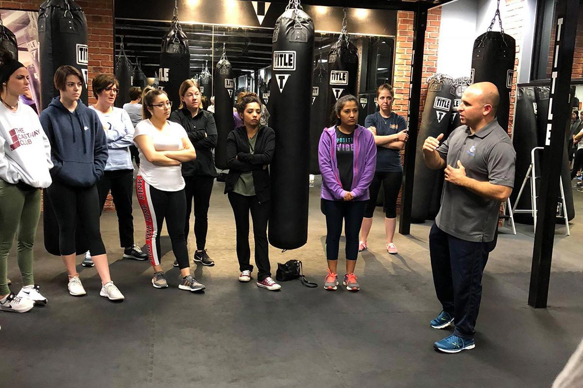 Overland Park Self-Defense Class - August 3rd from 1 to 2:30pm