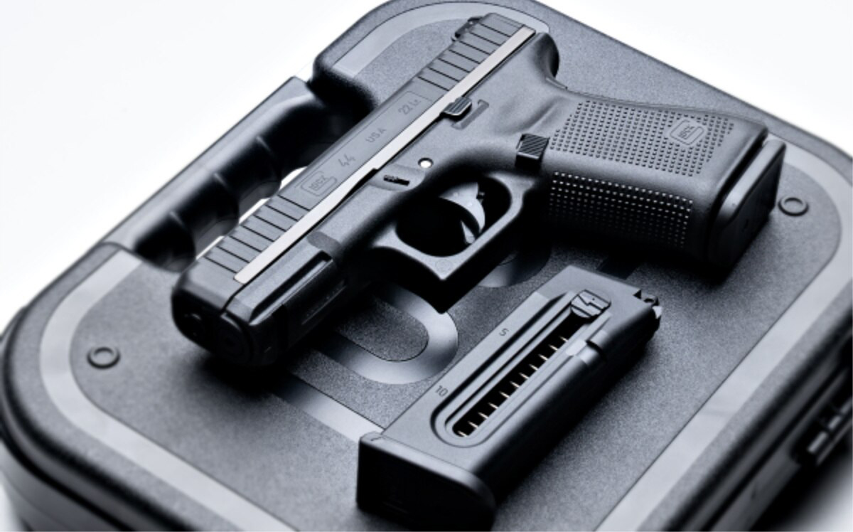 Glock G44 .22LR Gun Review