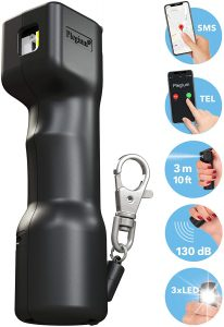 Plegium Genie Smart Pepper Spray